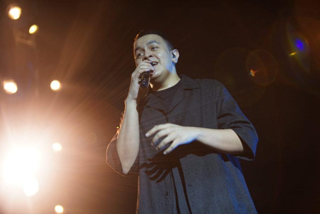 Tulus di Panggung Prambanan Jazz 2019 | Photografer Naufal Ilham