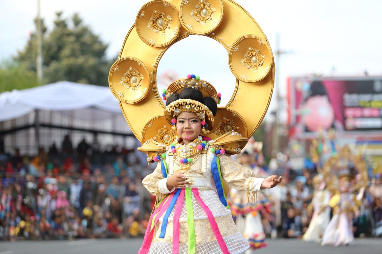 Jember Fashion Carnival (JFC) 2019