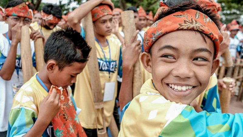 Bambu Tada Pecahkan Rekor Muri Lewat Festival Morotai 2019