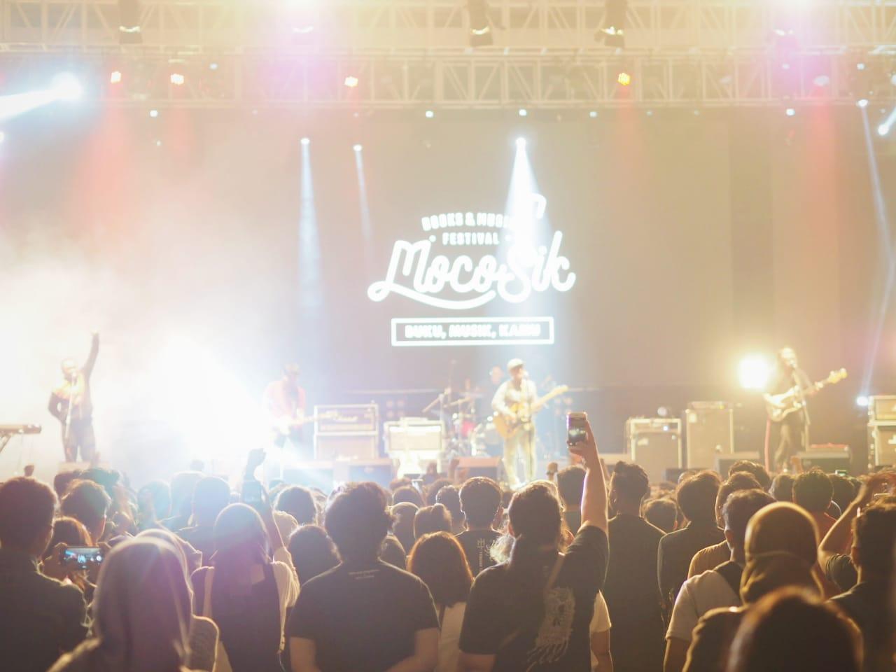 Sukses, Penonton Lintas Generasi Hadir Di Mocosik 2019