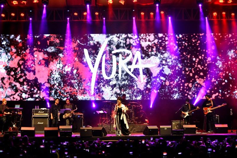 Yura Yunita Menutup Gelaran Balkonjazz Festival 2019 Dengan Gemilang