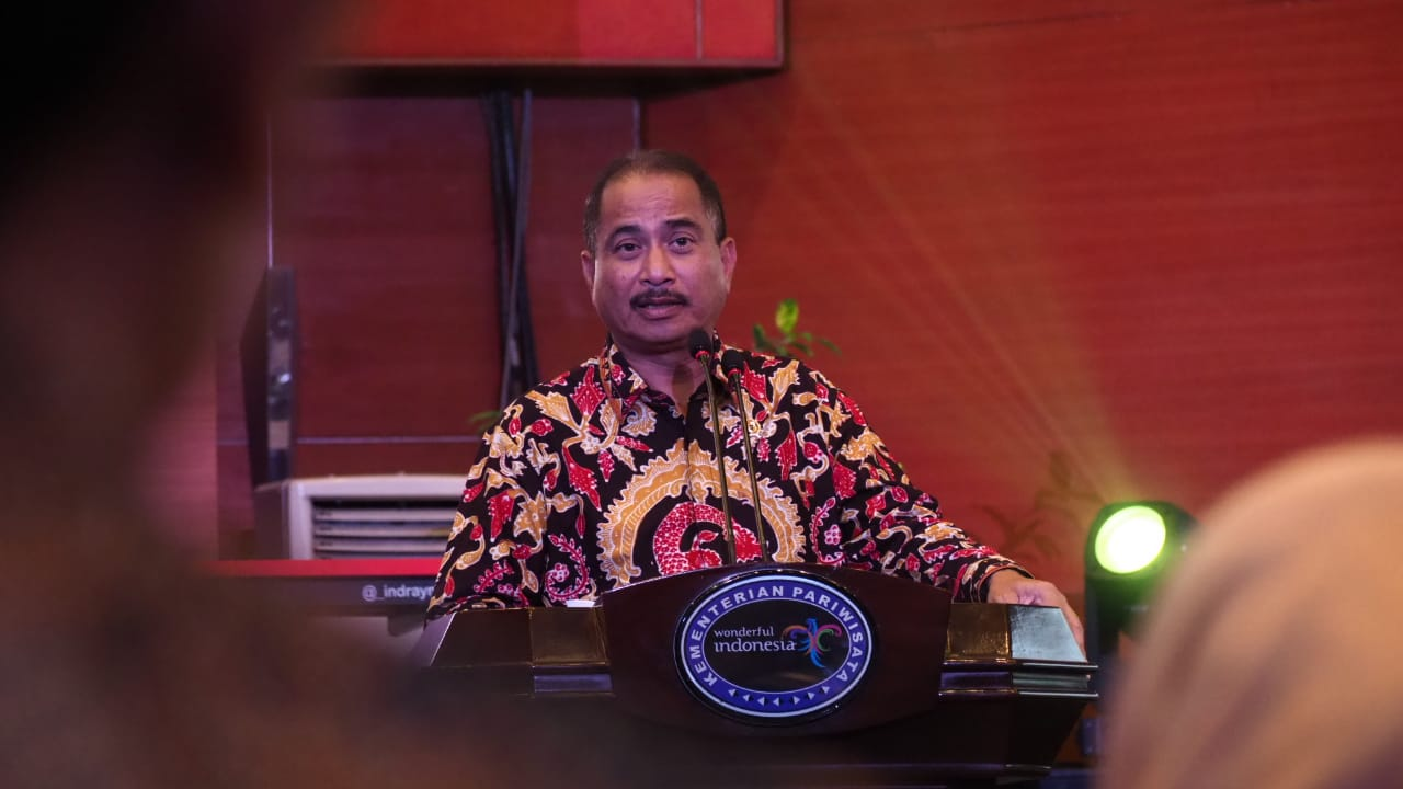 Menpar Arief Yahya Launching Calendar Of Events (COE) 2020