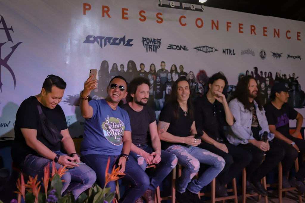 Tampil Perdana Di JogjaROCKarta 2019, Power Trip Rela Tempuh 35 Jam