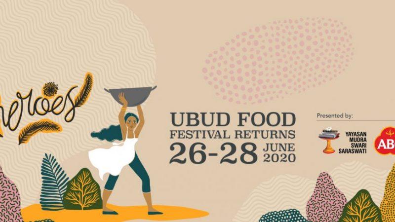 Ubud Food Festival 2020, Kembali ke Cita Rasa Tradisional