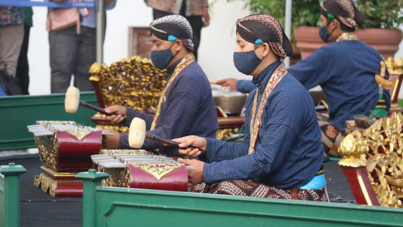 Kraton Jogja Rilis Album Gendhing Gati Volume 2