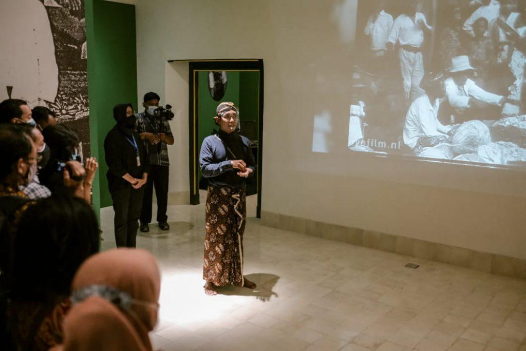 Pameran Temporer Bojakrama: Jamuan Kenegaraan Keraton Yogyakarta
